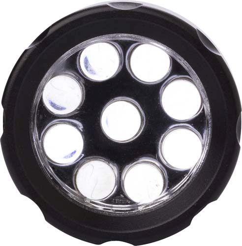 "LED-Taschenlampe ""Neapel"" aus Metall"