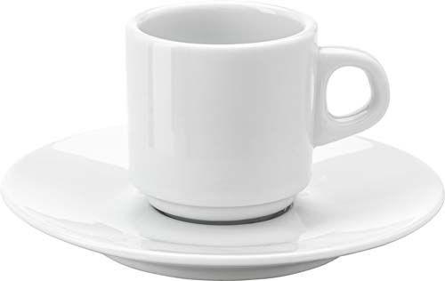 """Espresso-Tasse """"Mio"""" aus Porzellan"""