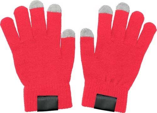 "Handschuhe ""Touch"" aus Acryl"