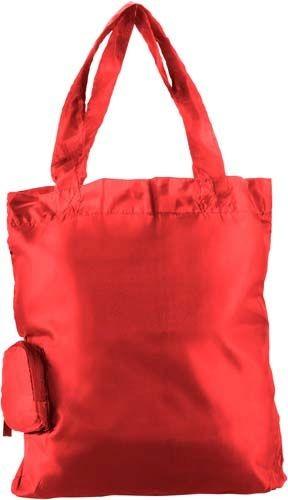 """Einkaufstasche """"Pocket"""" aus 190T Polyester"""