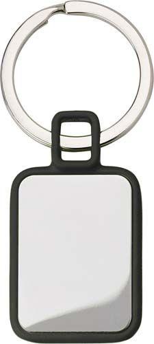 """Schlüsselanhänger """"Mirror"""" aus Kunststoff"""