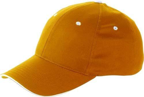 Baseball-Cap mit Klettverschluss aus Baumwolle