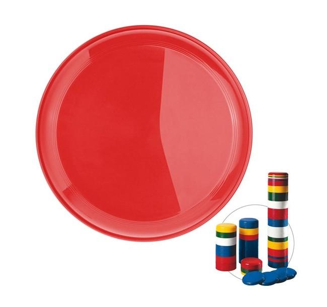Magicflyer Frisbee Fun stapelbar als Werbeartikel