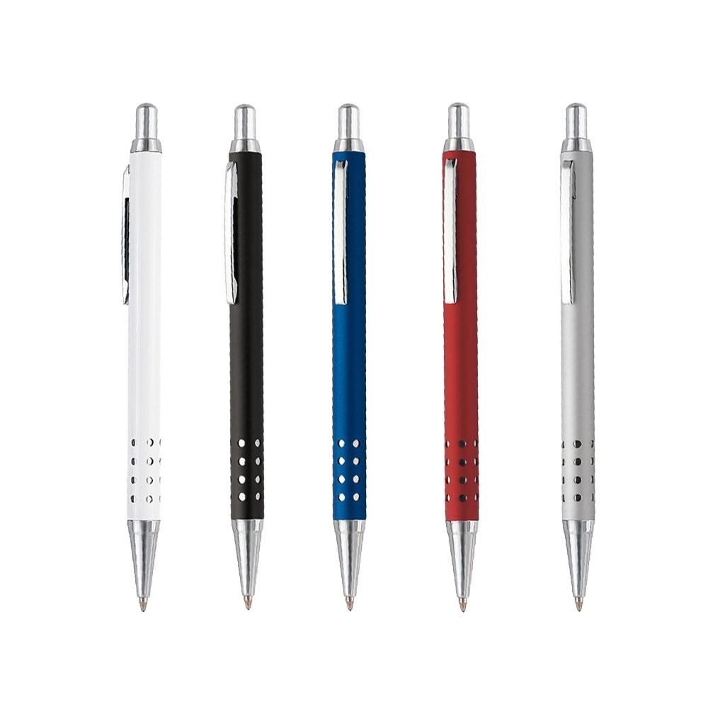 Metallkugelschreiber Elatus mit Gravur oder Druck als Werbeartikel