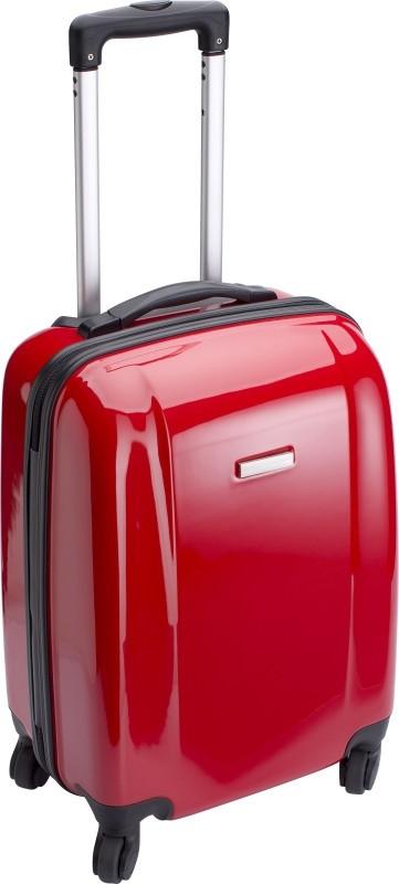 Reise-Trolley tranZporter Air rot als Werbeartikel mit Gravur bestellen