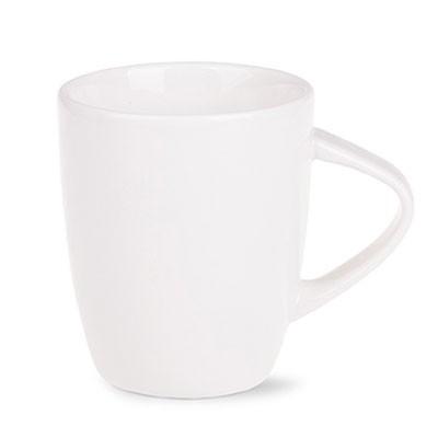 Porzellan Kaffeebecher Elegance als Werbeartikel