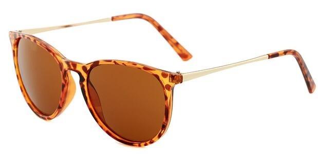 Sonnenbrille Jonez Sol Tigerlook mit UV 400