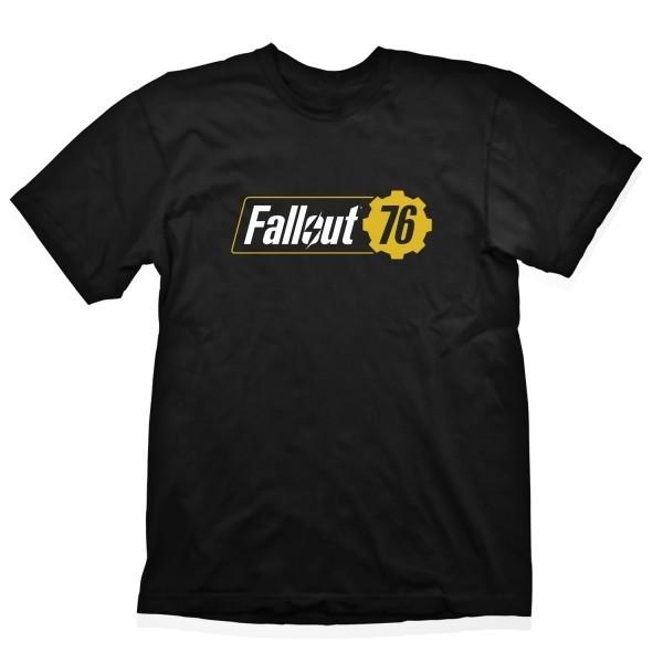 Fallout 76 Logo T-Shirt bei premium-merch bestellen