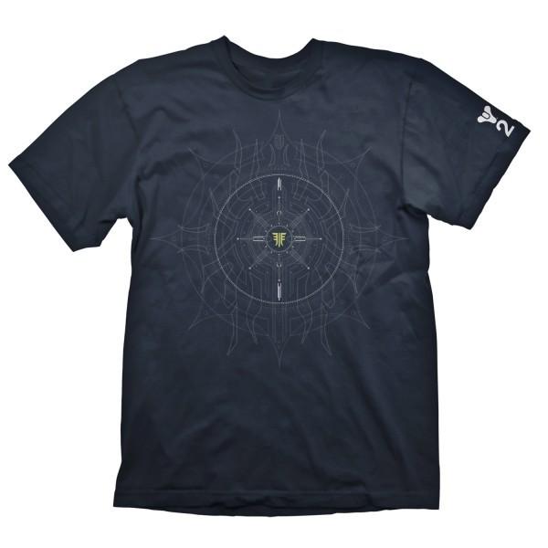 Destiny 2 t-shirt mit Motiv Forsaken online kaufen