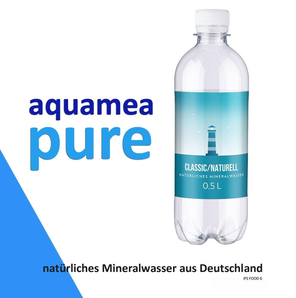Aquamea Mineralwasser aus Deutschland als Werbeartikel bestellen