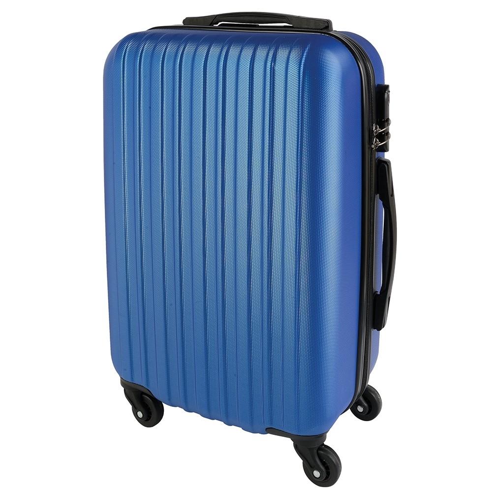 Koffer Hartschale mit 4 Rollen und ausziehbarem Griff