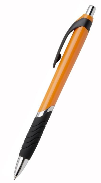 Kugelschreiber Supergrip mit Griffzone als Werbeartikel