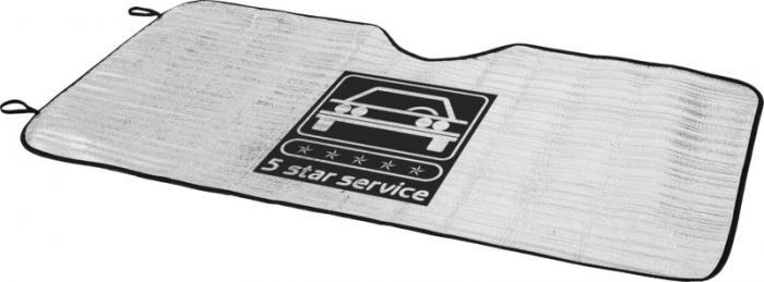 Carexy Auto Sonnenschutzblende als Werbeartikel bedruckt