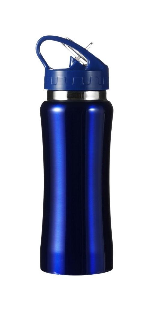 Trinkflasche Goodlife adventure mit Schnellverschluss aus Edelstahl