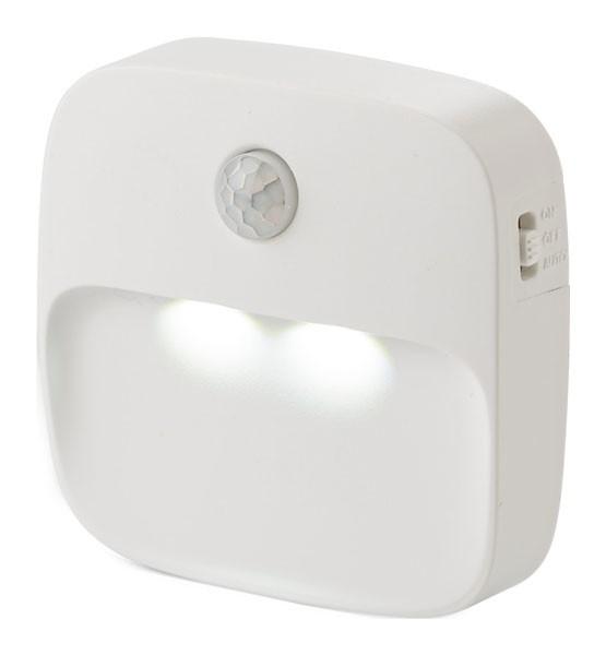 Nachtlicht mit Bewegungsmelder ohne Stromanschluss als Werbeartikel mit eigenem Logo