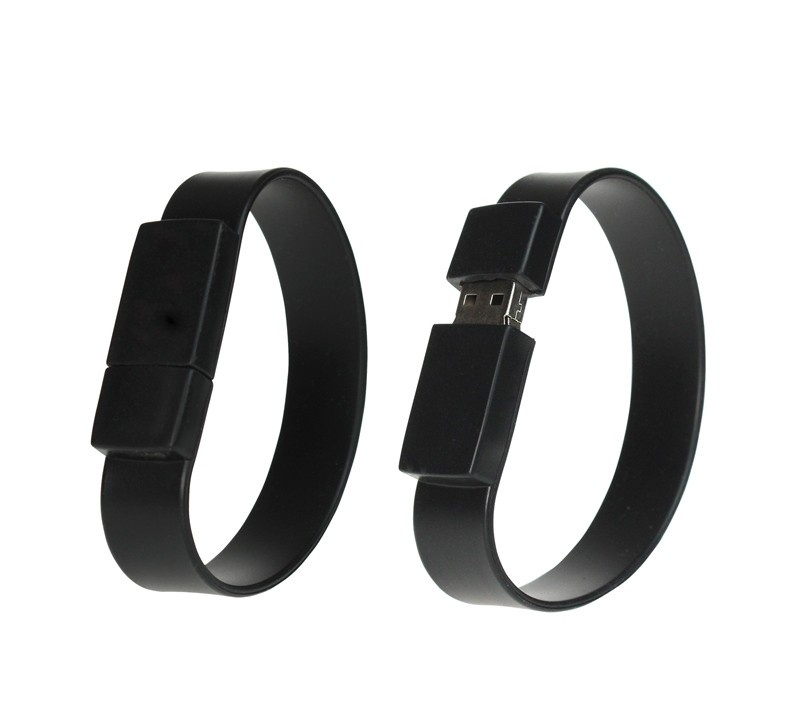 Gemaco Armband mit integriertem USB-Stick als Werbeartikel bedruckt