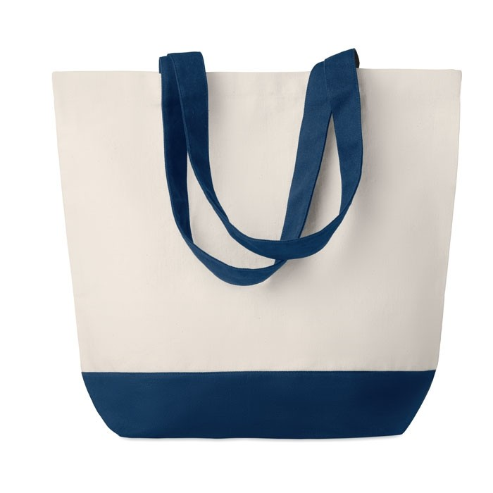 tranZporter Einkaufstasche Lioni als Werbeartikel in blau