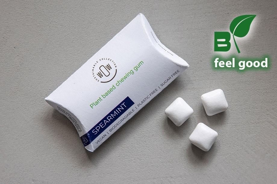 Feel Good Pfefferminz Kaugummi vegan