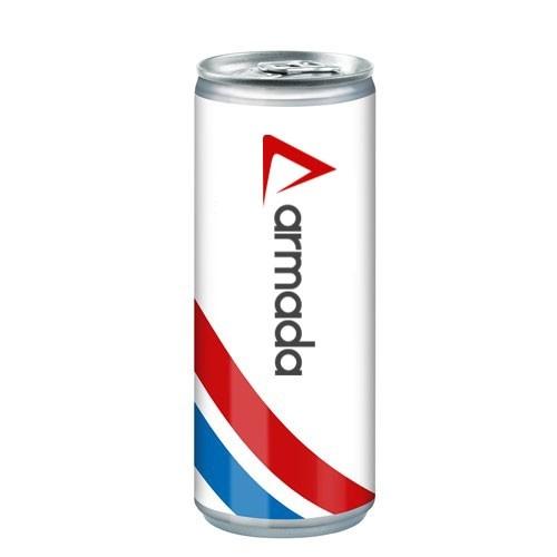 Energydrink als Werbeartikel mit eigenem Logo