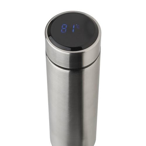 Thermosflasche mit Temperaturanzeige