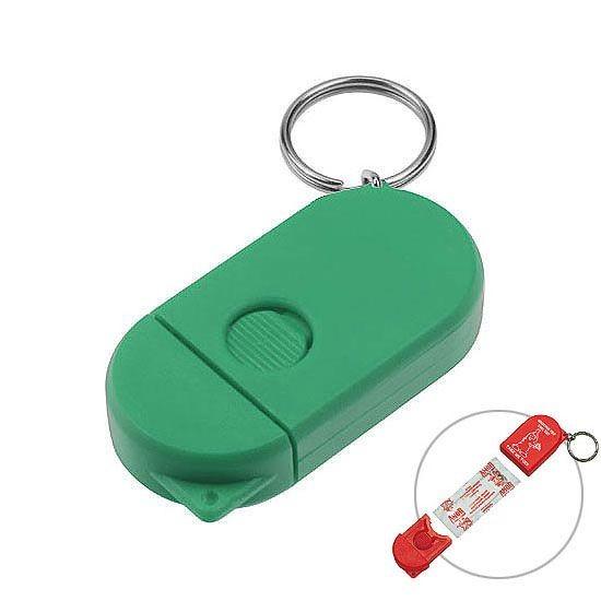 Schlüsselanhänger Kondombox