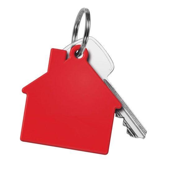 Schlüsselanhänger Haus