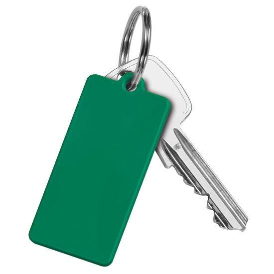 Schlüsselanhänger Rechteck