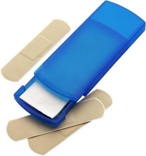 Premium Werbeartikel Pflasterbox Pocket als Werbeartikel bedrucken