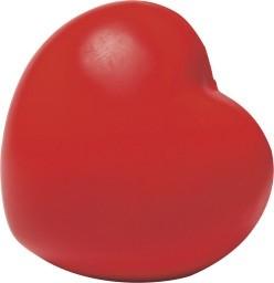 Antistressherz Antistressball in Herzform als Werbeartikel