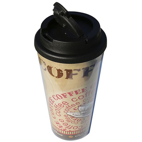 Coffee To Go Mug Big