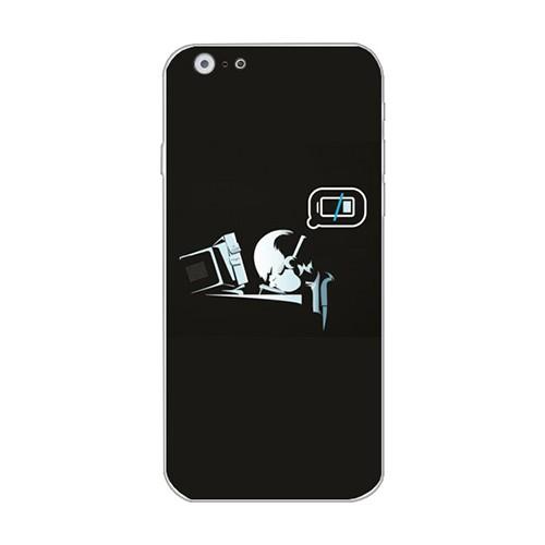 IPHONE 6 Plus/6s+ Cover für Siebdruck oder Fotodruck auf Rückseite