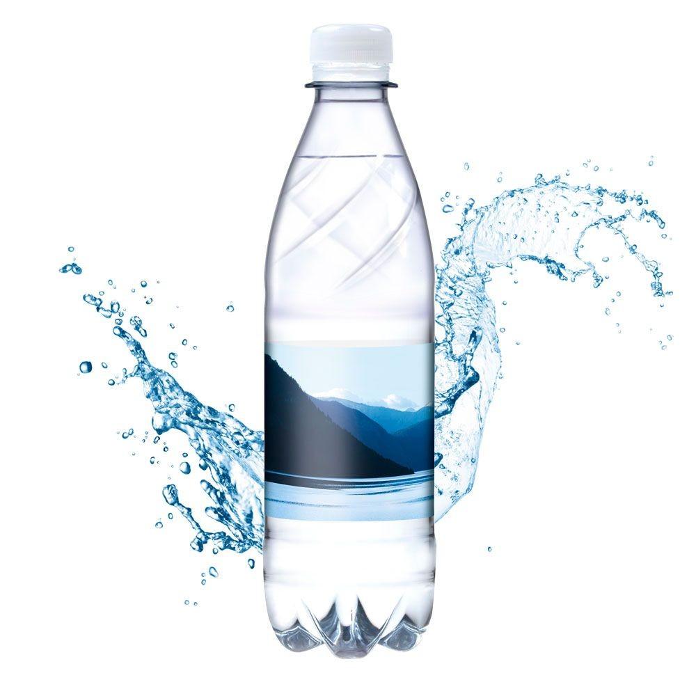 Wasser, still, 500 ml, Smart Label – Preis inkl. Pfand