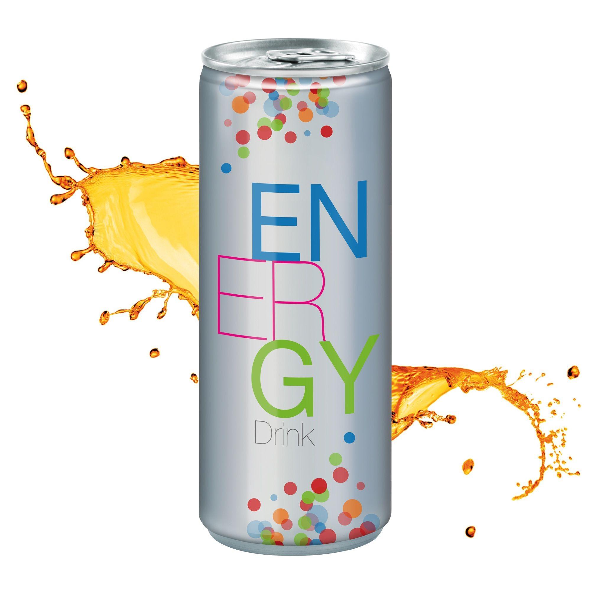 Energy Drink, 250 ml