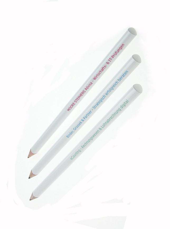 Bleistift als Werbeartikel bedruckt und online bestellen
