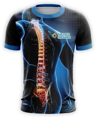 PR Laufshirt Sportshirt mit individuellem Aufdruck