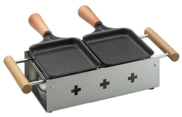 Raclette Gerät Premium Duo