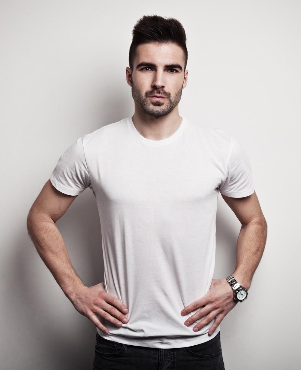 t-shirts aus 100% Baumwolle mit aufdruck