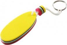 """Schlüsselanhänger """"Baltic"""" aus EVA in ovaler Form"""