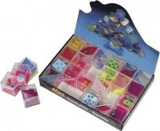 """Geduldsspiel """"Mikro"""" aus Kunststoff im 24er Displaykarton (Mindestmenge 24 Stück im Display - Preis pro Stck.)"""