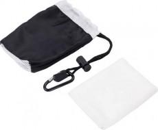 """Handtuch """"Pocket"""" aus Microfaser"""