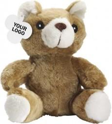 """Plüsch-Teddy-Bär """"Barny"""" ohne T-Shirt"""