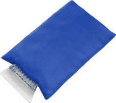 """Eiskratzer """"Jersey"""" aus Kunststoff mit Schutz-Handschuh"""