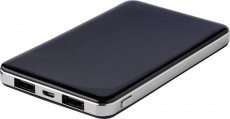 Powerbank DISSC 5000 mAh Kapazität als Werbeartikel bedrucken