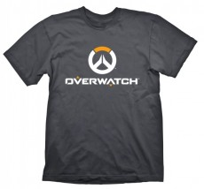 Overwatch t-shirt dark mit Logo
