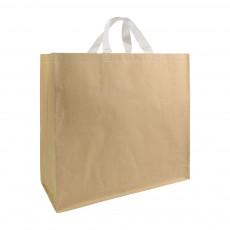 Premiumtex Einkaufstasche fruits ist eine Shopping bag in beige aus Papier