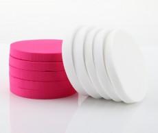runder Makeup Schwamm - für den täglichen Gebrauch