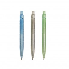 RPET Kugelschreiber Gegenwelle aus recycleten Wasserflaschen
