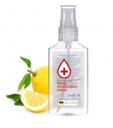 Geanel Spray 50 ml antibakteriell mit Zitronenöl als Werbeartikel