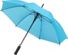 Automatischer Regenschirm Stockschirm mit geradem Softgriff