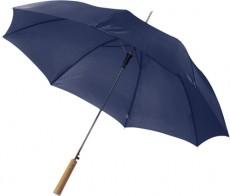 Regenschirm 700 | gerader Holzgriff als Werbeartikel bedrucken
